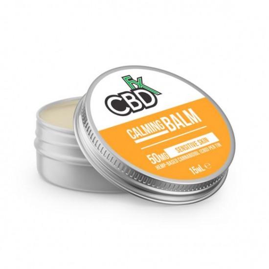 CBDfx Hemp CBD Sensitive Skin Calming Balm (sensitive skin) 50mg / 15ml