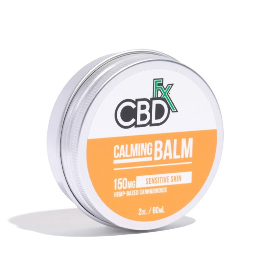 CBDfx Hemp CBD Sensitive Skin Calming Balm (sensitive skin) 150mg / 60ml