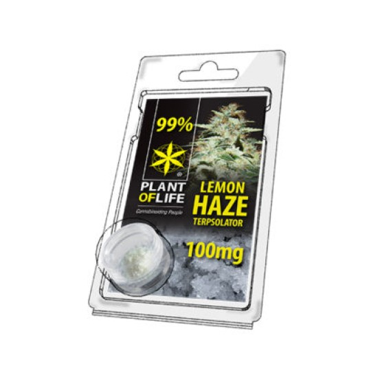 Plant of Life 99% CBD Crystal LEMON HAZE 0.1G